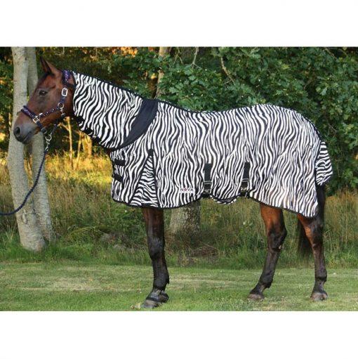 Nova Sport Insektstäcke Zebra elastisk halsdel