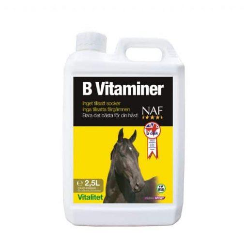 NAF B Vitamin 2.5 Liter