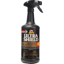 Absorbine Ultra Shield mot bitande och stickande insekter på häst, skyddar din häst upp till 14 dagar.
