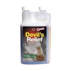 NAF Devil´s Relief Flytande 1 Liter