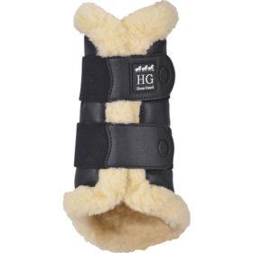 HorseGuard strykkappa teddy Svart