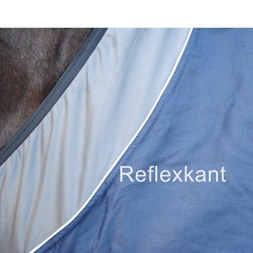 Nova sport täcke med elastisk hals och bogveck 1