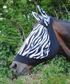 nova sport mjuk flughuva zebra