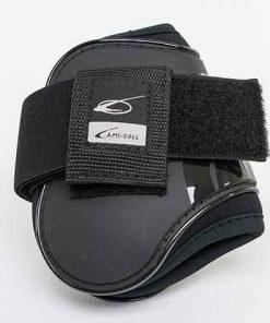 Lamicell Fetlock Boots svart teknikskydd bak