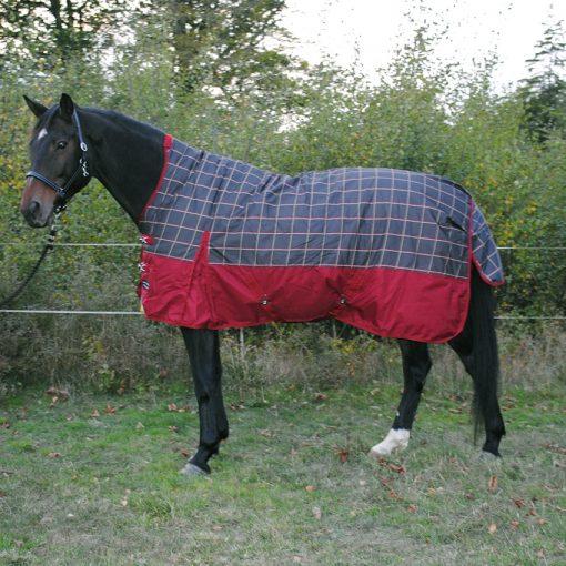 hästtäcke vintertäcke 300gr hkm 3