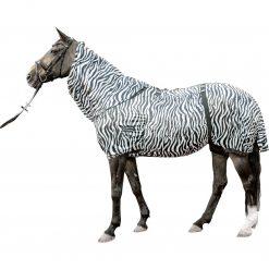 Eksemtäcke zebra