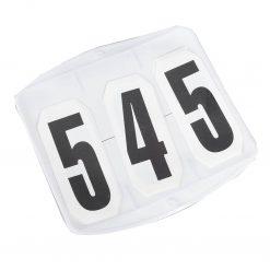 nummerbricka kardborre
