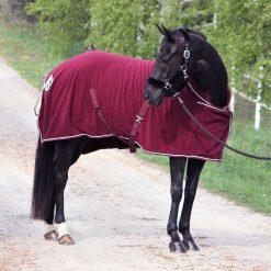 fleecetäcke till häst lyx från hkm