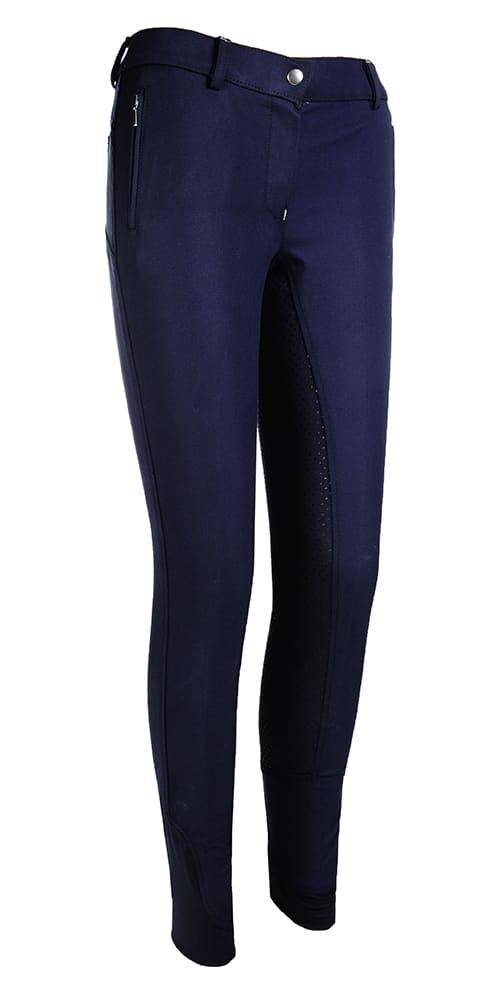 Ridbyxa marinblå hkm
