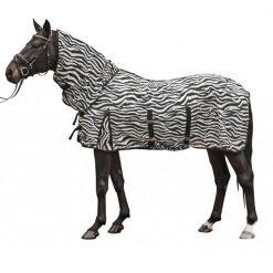 insektstäcke med zebra mönster