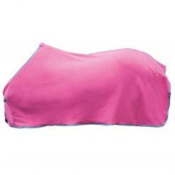 Fleecetäcke Madrid Rosa