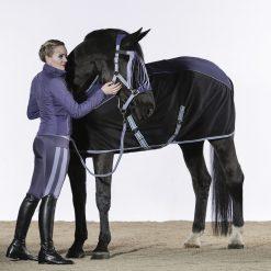 täcke cavalli puri lila melody på häst inspiration
