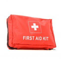Första hjälpen väska.